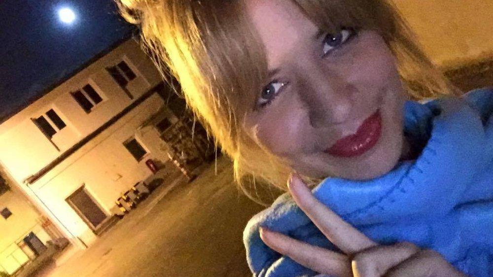 """Susan Sideropoulos postet geheimnisvolles Foto von """"Mila""""-Nachtdreh"""