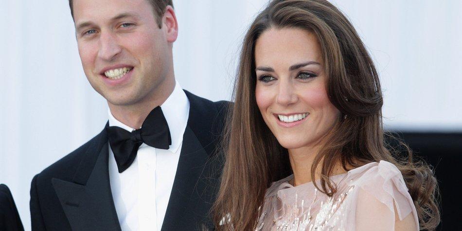Kate Middleton und Prinz William: Sind sie wie Brad und Angelina?