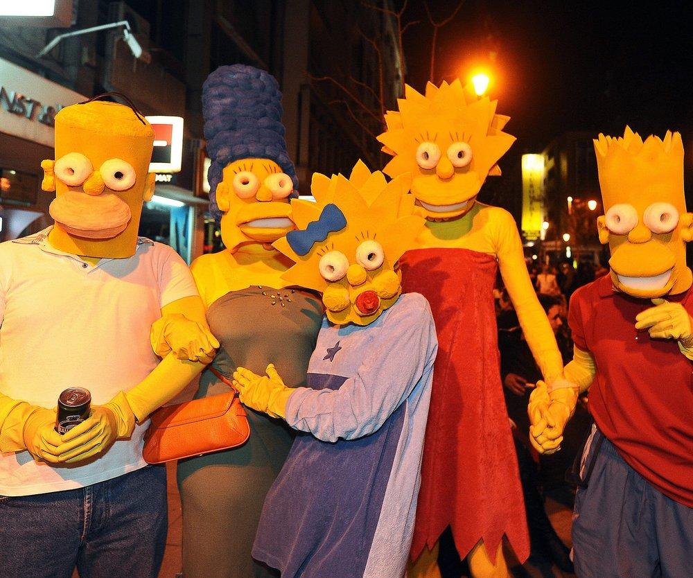 Die Simpsons Halloween-Special