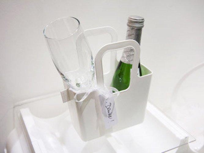 von koziol: Die Kunststoff-Dekotasche