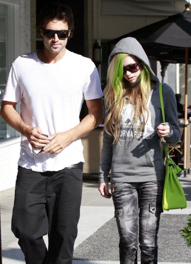 Getrennte Wege: Brody Jenner und Avril Lavigne