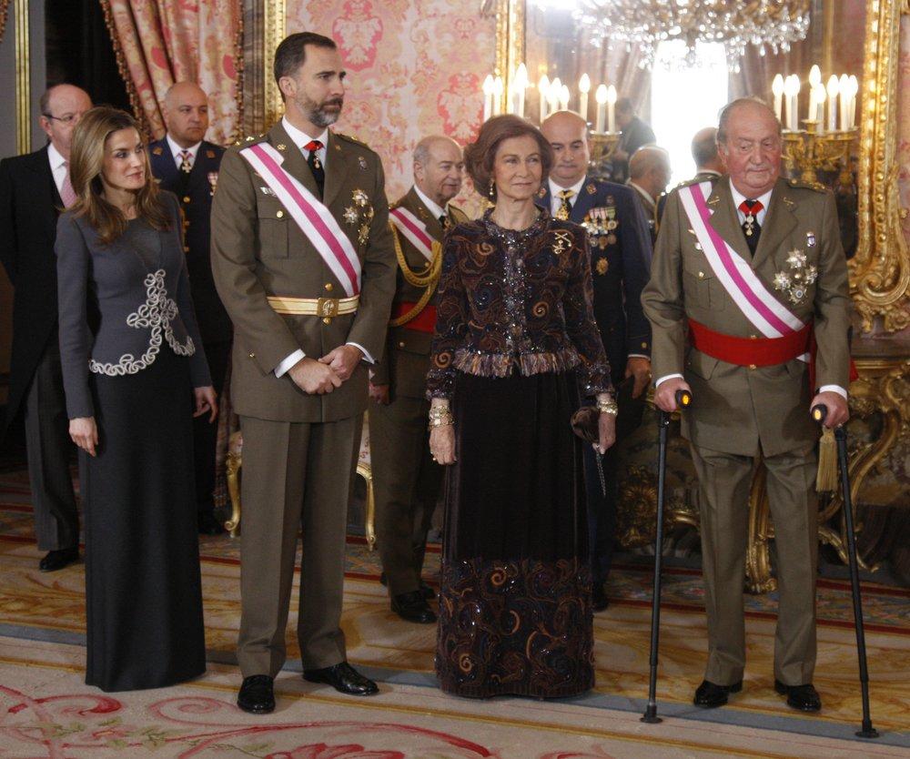 Letizia von Spanien wird noch keine Königin