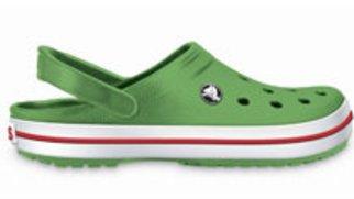 """Crocs: """"Crocband"""" im Retro Look"""