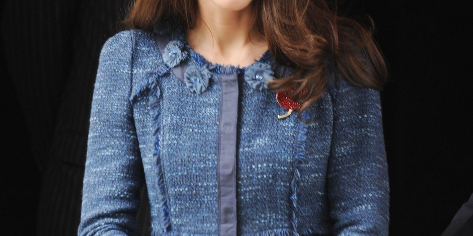 Kate Middleton: Babybauch-Fotos nun auch in US-Magazin
