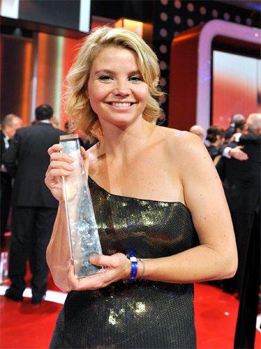 Anette Frier gewinnt Deutschen Fernsehpreis 2010