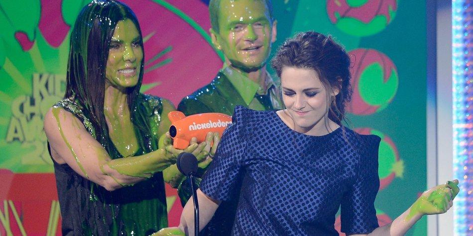 Kristen Stewart lässt die Diva raushängen