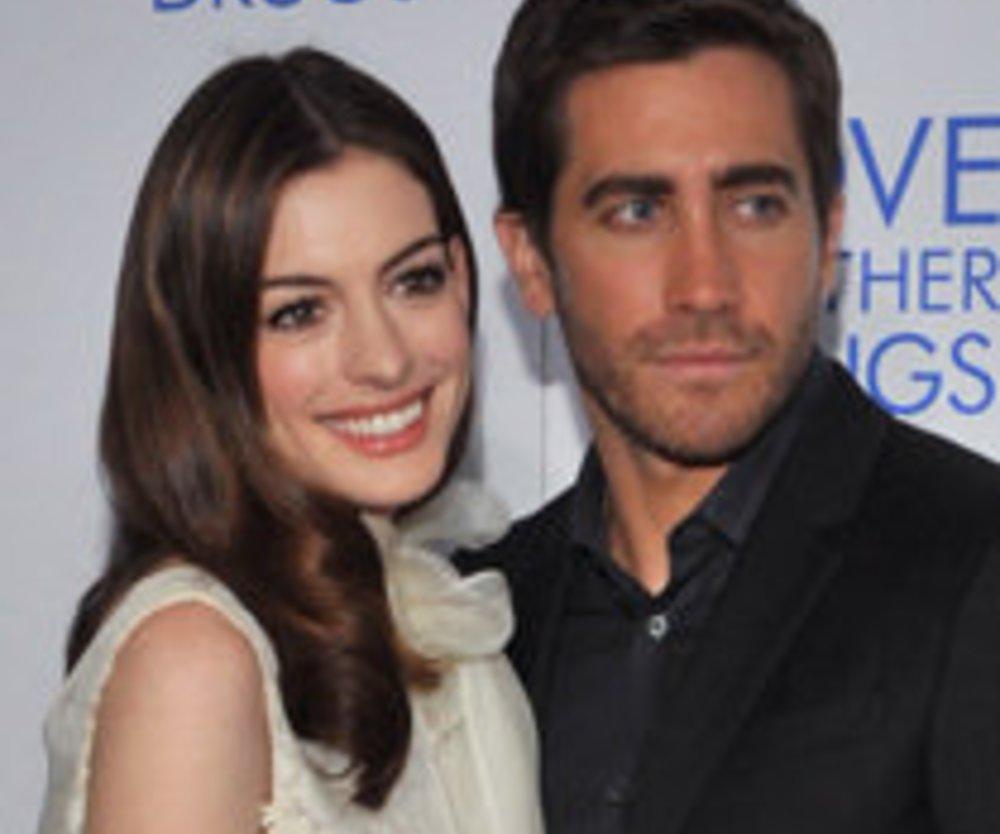 Jake Gyllenhaal: Anstrengende Nackt-Szenen mit Anne Hathaway