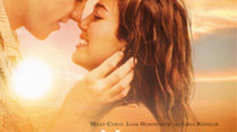 Miley Cyrus und Liam Hemsworth in Mit Dir an meiner Seite
