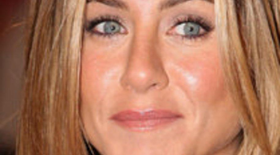 Jennifer Aniston lebt gesund