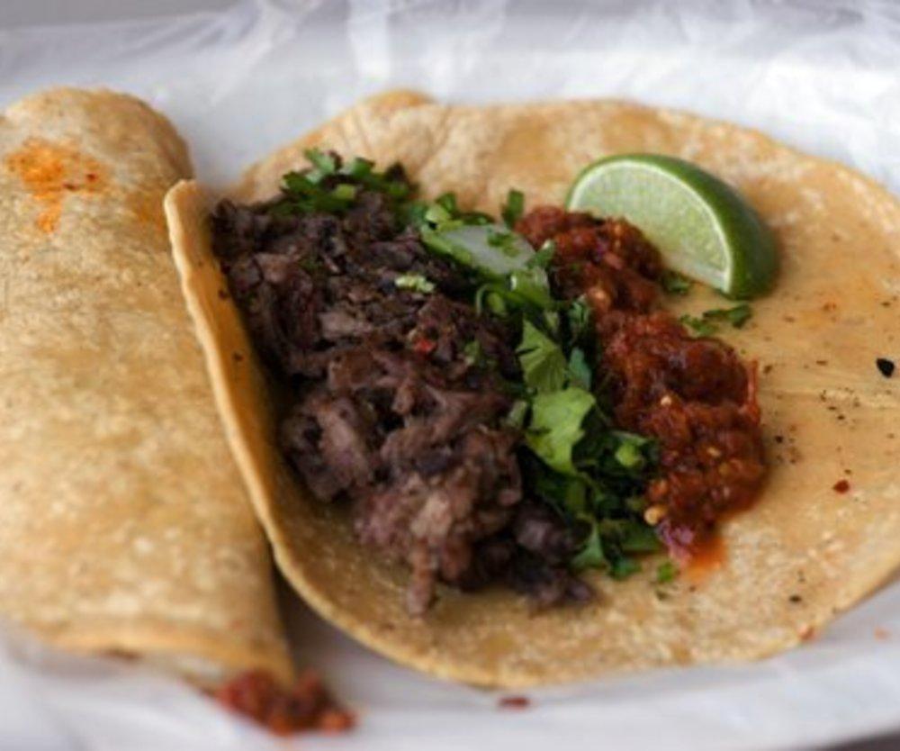 Tacos Füllung