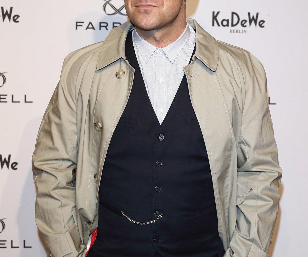 Robbie Williams swingt wieder