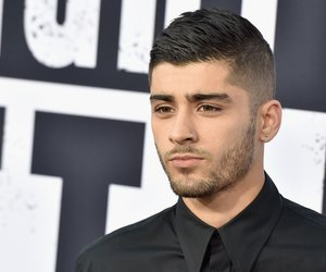 """LOS ANGELES, CA - AUGUST 10: Singer Zayn Malik attends the Universal Pictures and Legendary Pictures' premiere of """"Straight Outta Compton"""" at Microsoft Theater on August 10, 2015 in Los Angeles, California. (Photo by Kevin Winter/Getty Images)"""