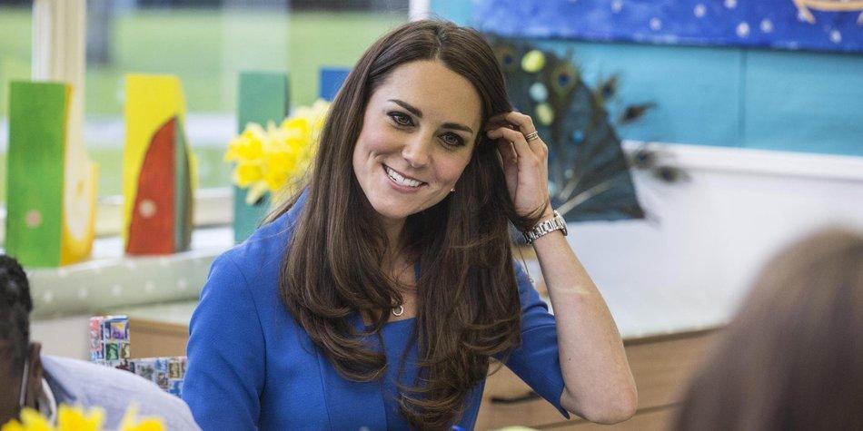 Kate Middleton: Bekommt sie eine neue Frisur?