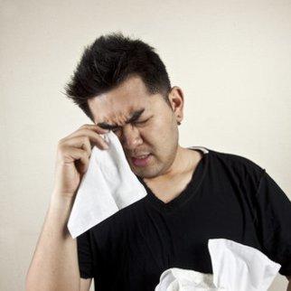 Warum seid Ihr so weinerlich, wenn Ihr krank seid?