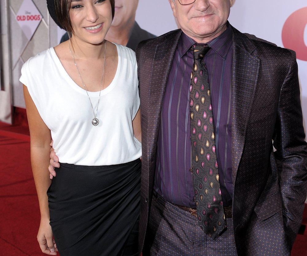 Robin Williams: Jetzt spricht seine Tochter