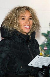 Leona Lewis: Blonde Engelslocken