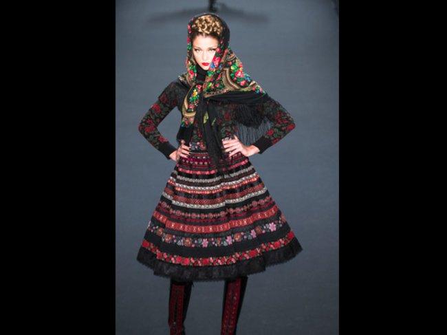 Fashion Week Lena Hoschek