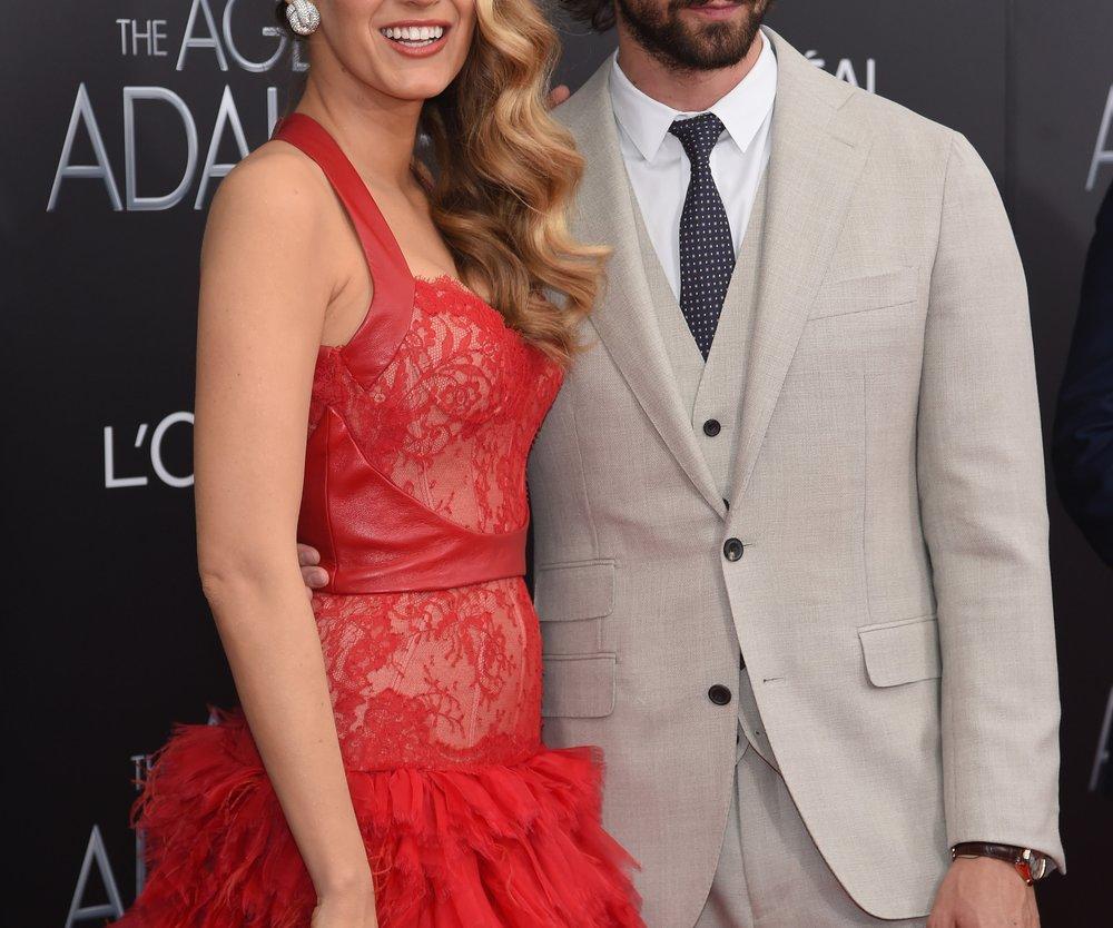 Blake Lively: Ist Ryan Reynolds etwa eifersüchtig?
