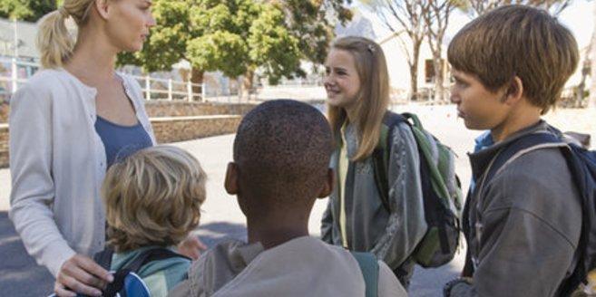 Schulsozialarbeit: Gespräch mit Sozialpädagogin