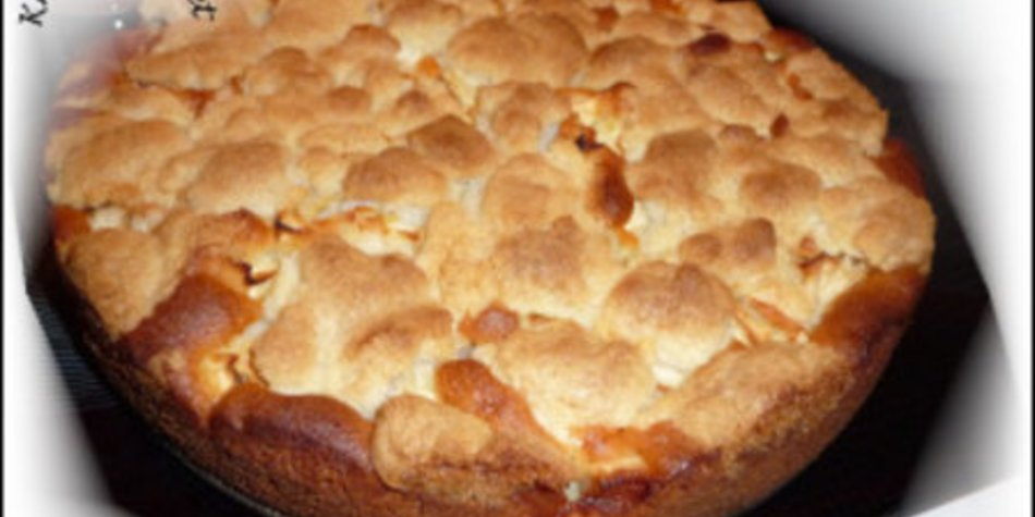 Apfelkuchen mit Butterstreusel