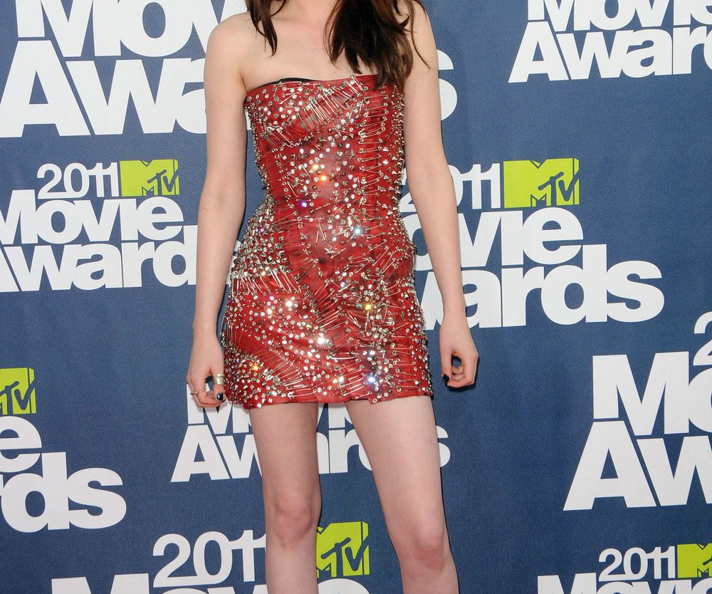 Kristen Stewart zwischen Robert Pattinson und London