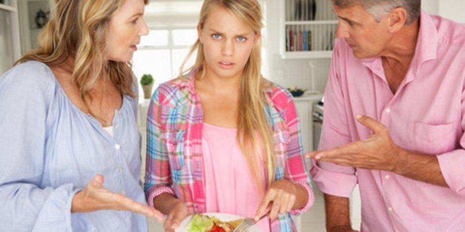 Überforderte Eltern