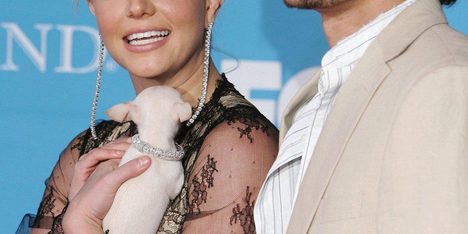 Britney Spears: Geschockt von Kevin Federlines Hochzeit