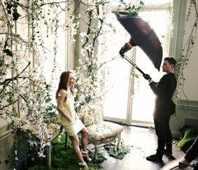 Vanessa Paradis als Model für H&M