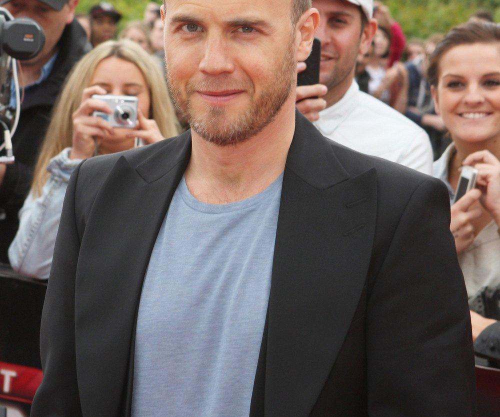 Gary Barlow von Coldplay inspiriert