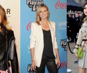 Jacken für den Frühling: Trench, Blazer und Lederjacke