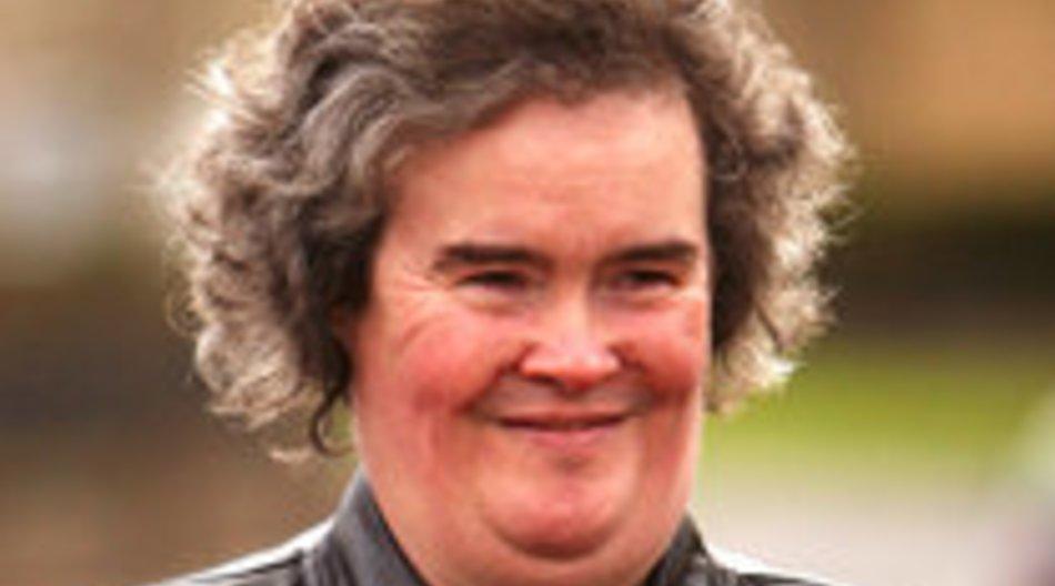 Susan Boyle bricht Verkaufsrekorde