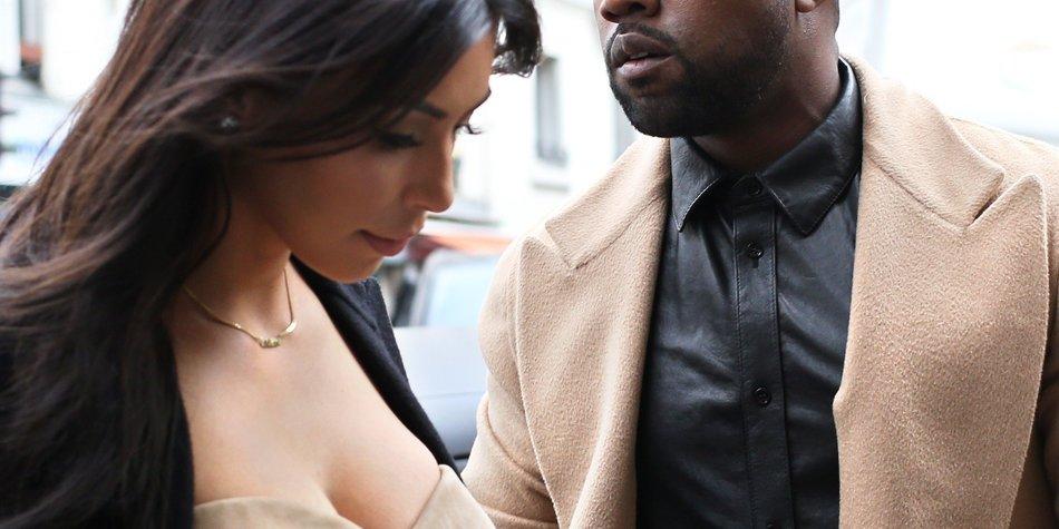 Kim Kardashian und Kanye West: Nach drei Tagen ausgeflittert