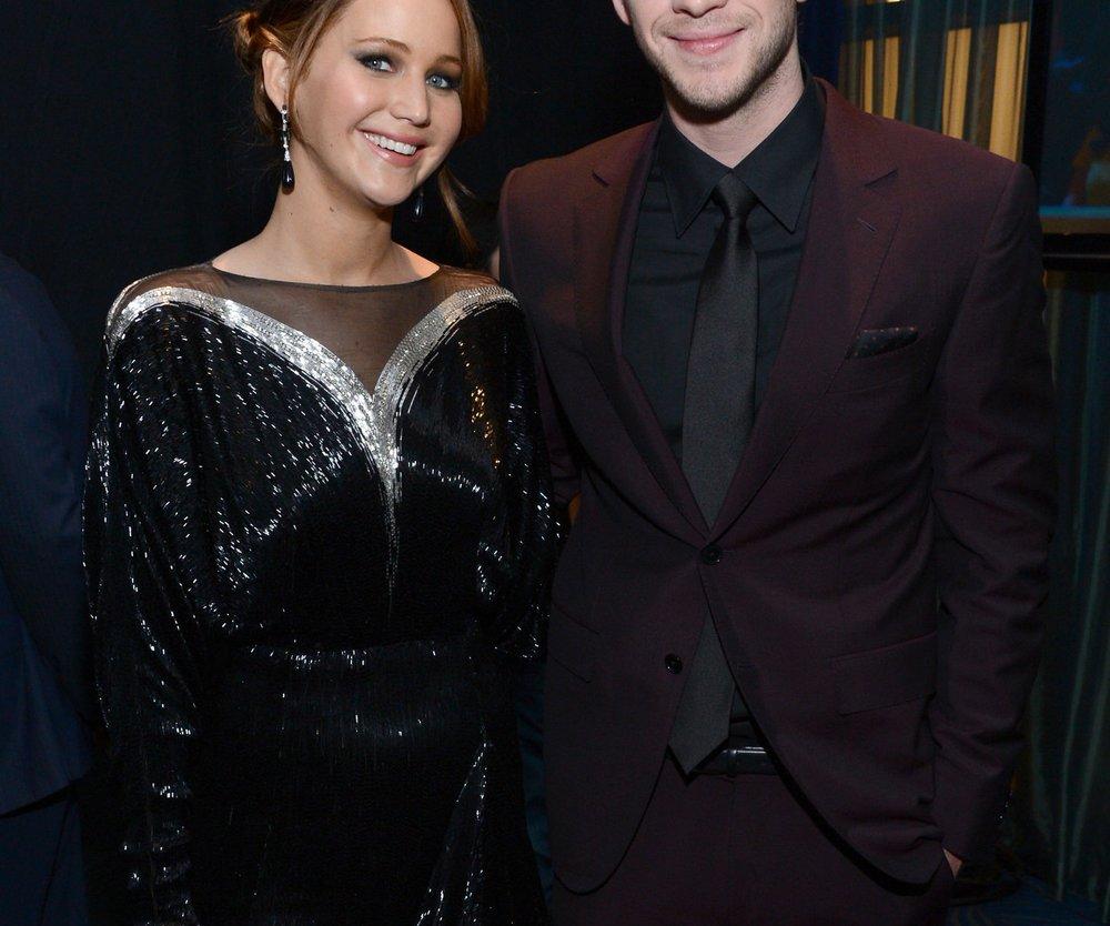 Jennifer Lawrence: Großes Lob von Liam Hemsworth!