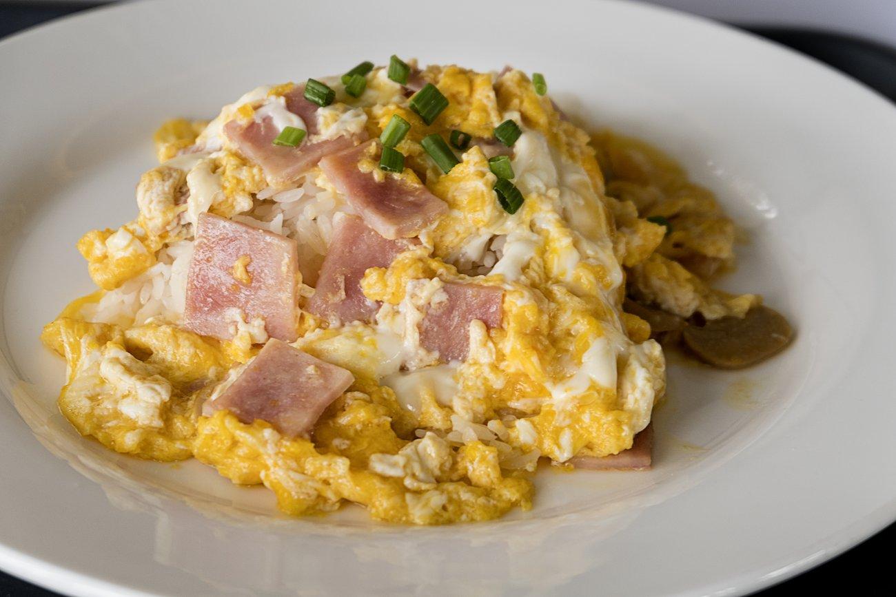 Blähende Lebensmittel Gebratene Eier