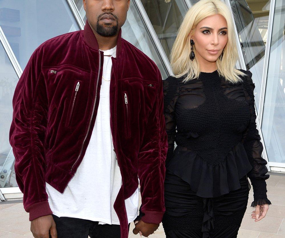 Kim Kardashian und Kanye West arbeiten an Baby Nummer zwei