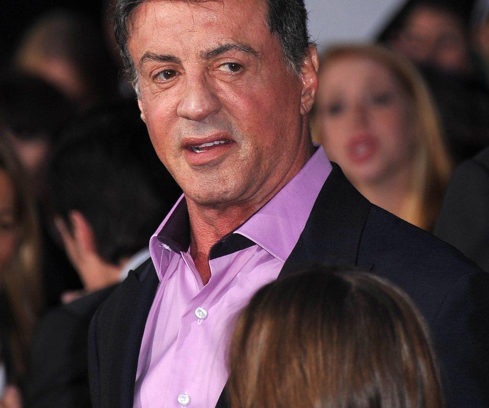 Sylvester Stallone wird geehrt