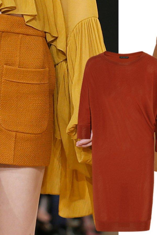 Trend Farben 2015 Curry Chilirot Und Zimt Sind Auch Im Frühling