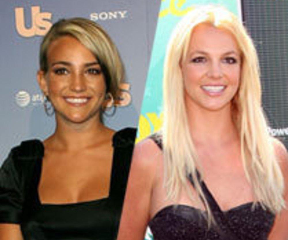 Britney Spears: Doppelhochzeit mit Schwester Jamie Lynn?
