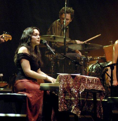 Norah Jones ist eine Soul-Sängerin