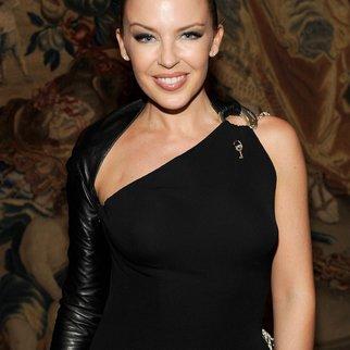 Kylie Minogue ist über ihren Ex hinweg