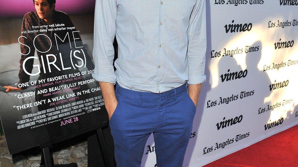 Adam Brody küsst lieber Rachel Bilson als Olivia Wilde