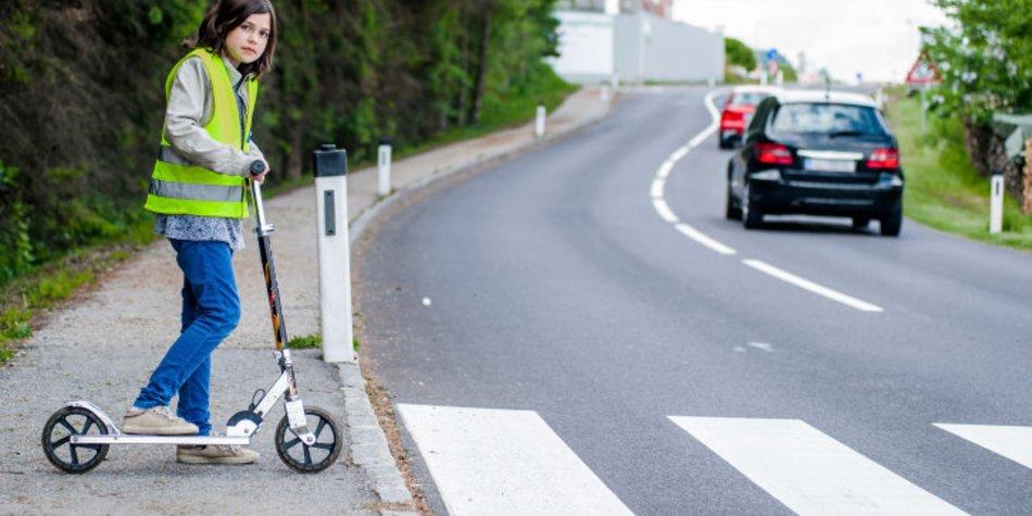 Verkehrsregeln leicht gemacht