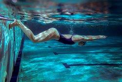 Abnehmen Schwimmen