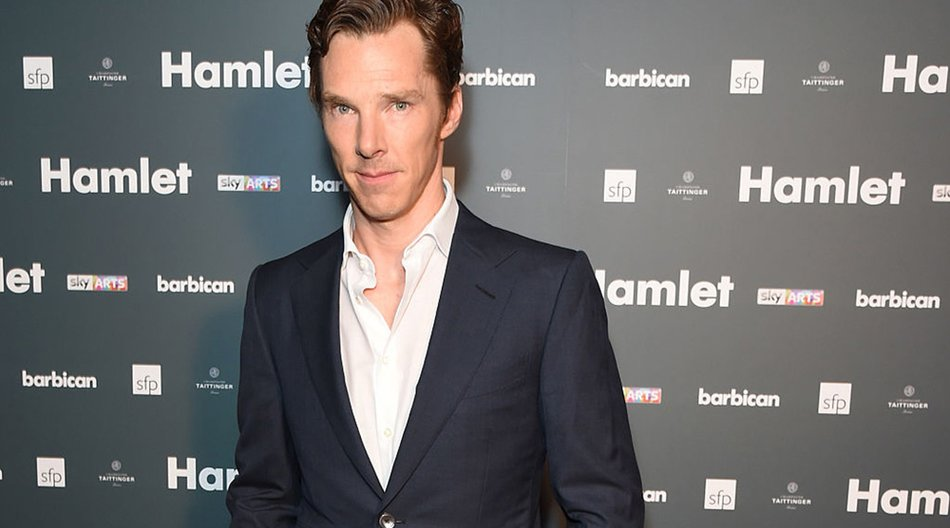 """LONDON, ENGLAND - AUGUST 25: Benedict Cumberbatch attends an after party following the press night performance of """"Hamlet"""" at the Barbican Centre on August 25, 2015 in London, England. (Photo by David M. Benett/Dave Benett/Getty Images)"""