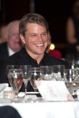 Matt Damon aus Der Gute Hirte