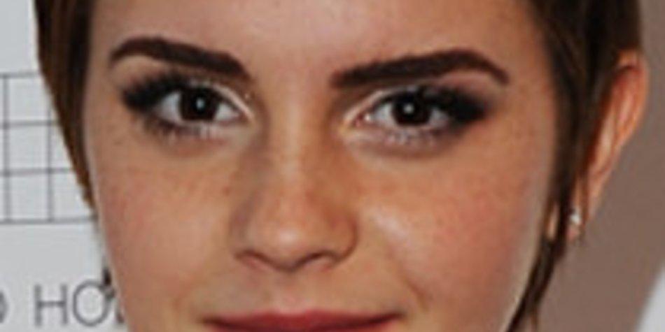 Emma Watson gibt Rätsel auf!