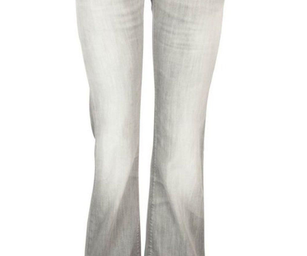 Hochtailliert: Jeans