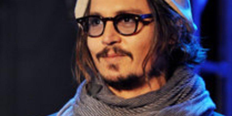 Johnny Depp: Sind ihm die Deos ausgegangen?