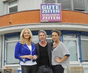 GZSZ: Gastauftritt von Frauke Ludowig