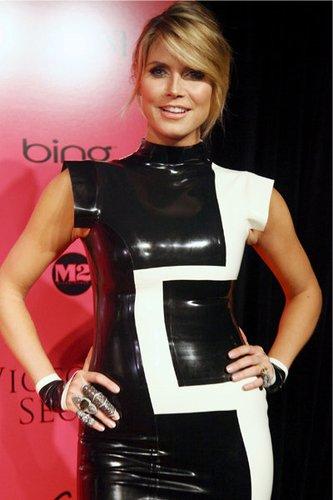 Heidi Klum bei der Victorias Secret Aftershow Party